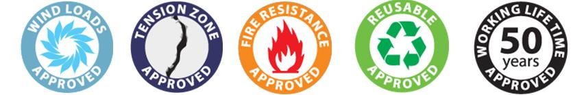 לוגו אדיט בורג בטון בהברגה ישירה THDEX