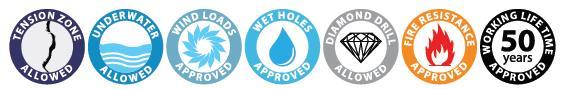 לוגו אדיט לעוגן כימי דבק אפוקסי מיתד AC500Pro
