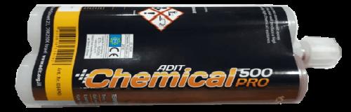 עוגן כימי דבק אפוקסי AC500Pro עם תקן אירופאי ETA