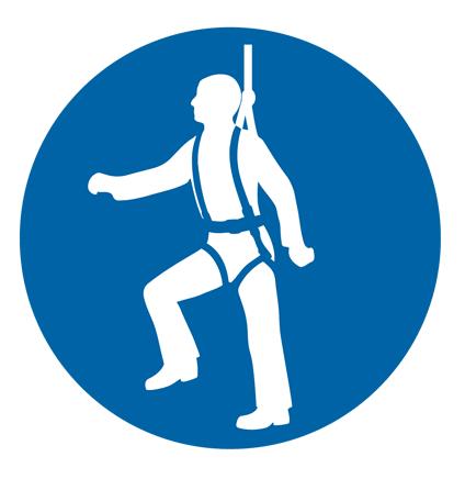 לוגו עבודה בגובה