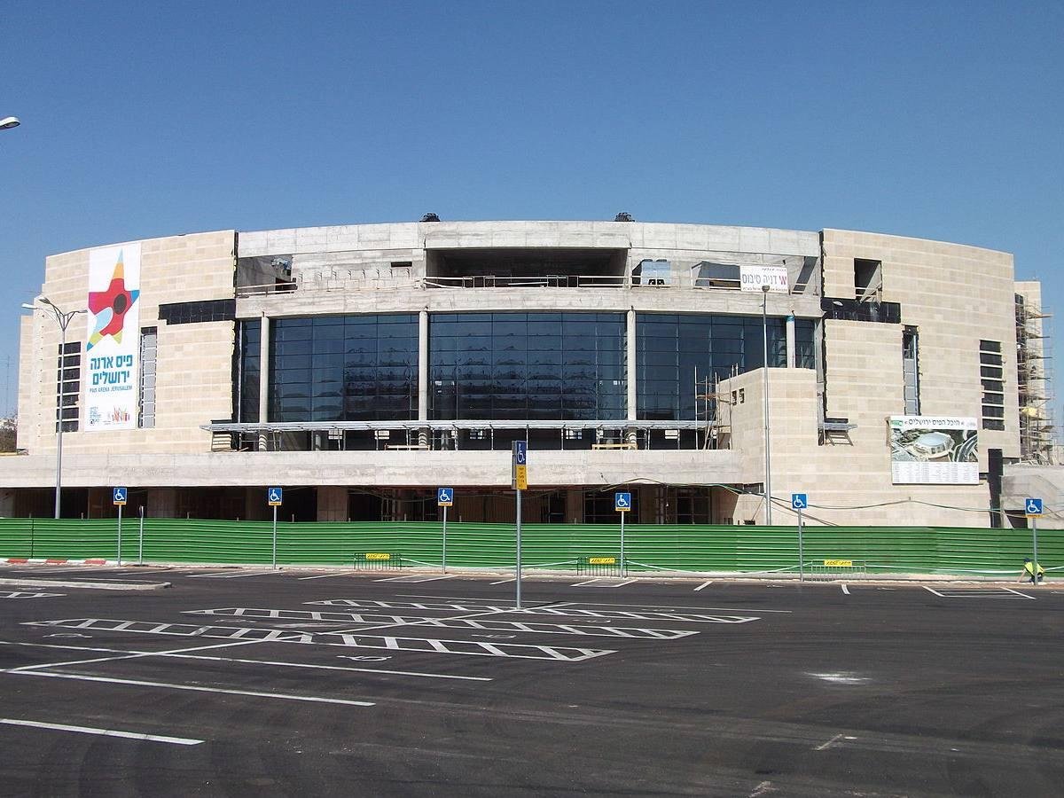 Arena Jerusalem - בורג בטון BT לקירות מסך