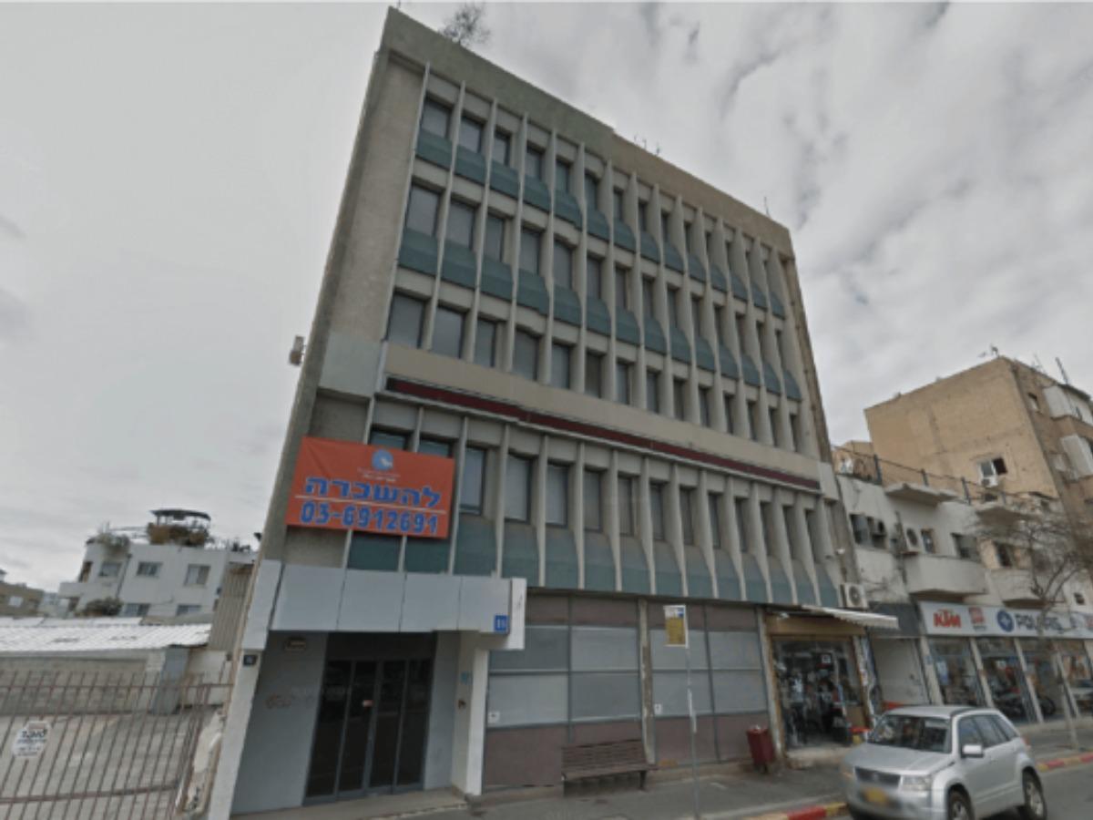 מגדלי שוקן 18 תל אביב - חיזוק מבנה לרעידת אדמה עם דבק כימי אפוקסי Chemfix500